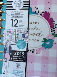 Happy Planner Girl 2019 New Aldie, 20105