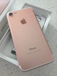 rose gold iPhone 7 with box Boston, 02116