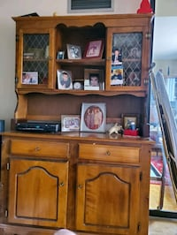 brown wooden cabinet with mirror Vaughan, L4J 8T9