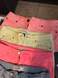 Hollister-garage-American Eagle 8$ each Toronto, M6E 4H2