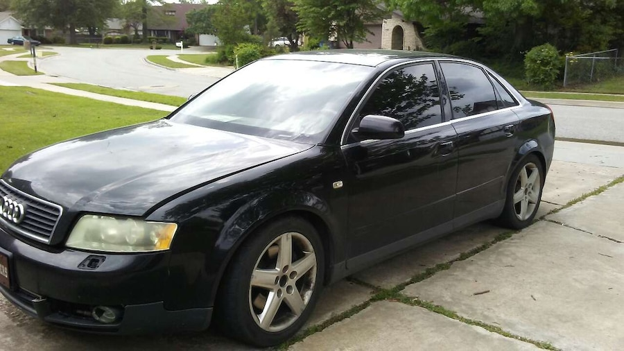 Used 2002 Audi A4 In Tulsa