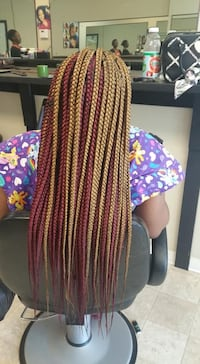 Box braids 47 km