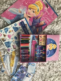 Cinderella activity set