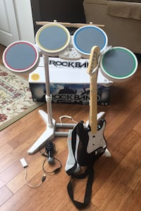 Rockband for Wii game for Wii (Wii not included) Mount Airy, 21771