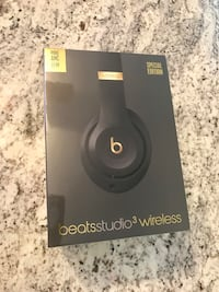 Beats Studio 3 Wireless Headphones Manassas, 20110