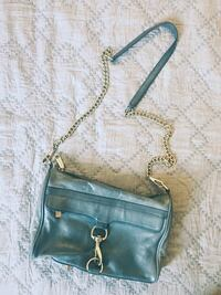 Rebecca Minkoff gray crossbody. Bought new for $171. Asking $50.  Goleta, 93117