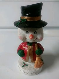 Frosty the Snow Man Bobble head