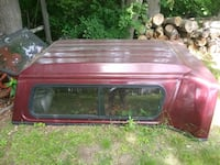 Truck cap in great shape not sure trck it fit tho Nashua, 03064