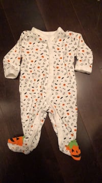 My first Halloween outfit - Carter's size 3 months  Aurora, L4G 1H5
