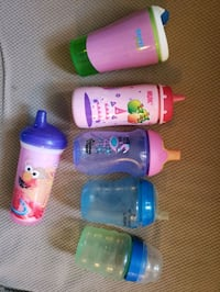 Baby toddler sippy training cups Lot Chicago, 60652