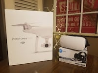 NEW IN BOX SEALED DJI Phantom 4 Pro with VR goggles