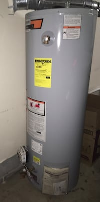 40 Gal. Gas Water Heater, ONLY Used 6 Months!!!, Good Deal....Won't Last! 383 mi