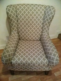 Wingback Accent Chair Hope Mills