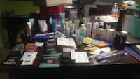 Makeup and beauty items-- NEW Raceland, 70394