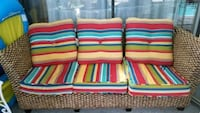 Outdoor patio couch.  Gulf Breeze, 32563
