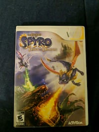 Spyro Wii game