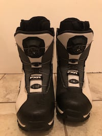 Snow mobile boots