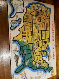 Wooden puzzle Hagerstown, 21742