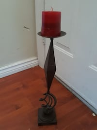 candle holder about 2 ' tall includes candle London, N6C 1M9