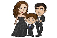 Cartoon of your family  Caledon, L7C 4A6