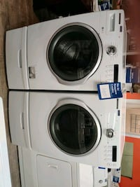 Set washer and Dryer