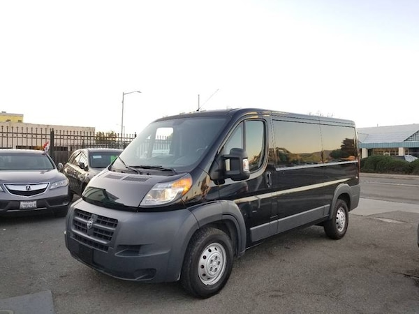 9f3ec2a2b5 Used 2014 RAM ProMaster Cargo 1500 136 WB 3dr Low Roof Cargo Van for ...