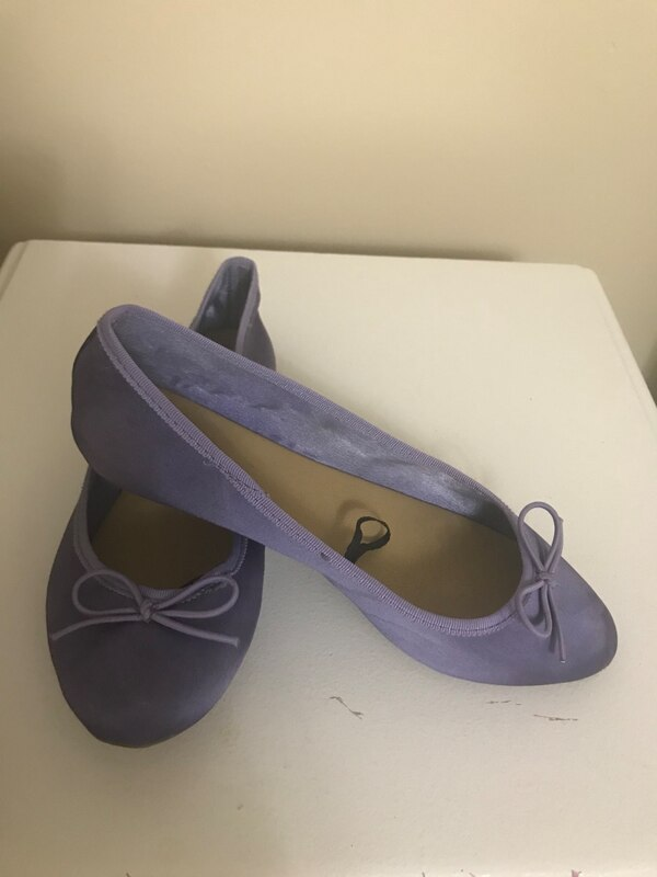 20f9e852e48 Used H M Purple Ballet Flats Size 6 for sale in Calgary - letgo