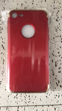 Red Iphone 7 phone case Toronto, M1H 2Y7