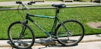 black and gray hardtail mountain bike Los Angeles, 90020