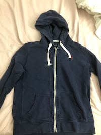 Navy Blue Polo Sweater Toronto, M2R 3N7