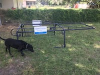 Universal ladder rack. Adjustable to fit any pick up. No drilling necessary. Comes with all mounting hardware Auburndale, 33823