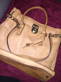 brown michael kors handbag Milpitas, 95035