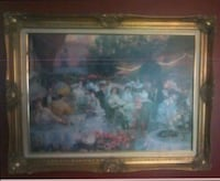 Reproduction oil painting Clarkston, 30021