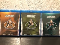 Star Trek The Next Generation Seasons 2, 3 & 4 Montréal, H2H 1X5
