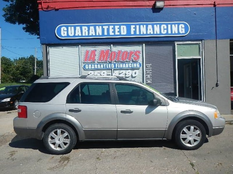 2006 Ford Freestyle SE DISCOUNTED $2000 OF RETAIL 1aaafe27-2df1-4a96-8d4c-fa70896d1f6a