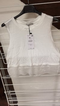 Top blanc bershka La Ferté-Gaucher, 77320