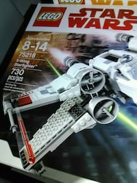 Star Wars Lego X wing star fighter Coquitlam, V3J 4H3