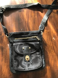 Black Coach Crossbody La Grange Park, 60526