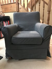 IKEA armchair, like new and barely used Mississauga, L5N 1Y4