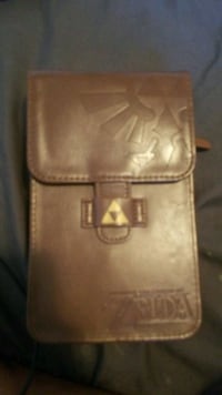 Leather legend Of Zelda 3 DS XL Case District Heights, 20747