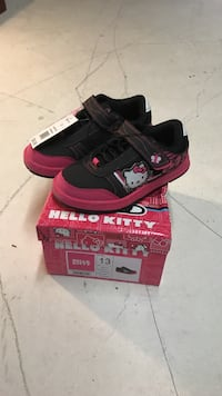 Hello Kitty kids shoes size 13