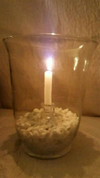 Large centerpiece w/stone candle stick holder  Hagerstown, 21740
