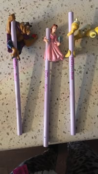 Beauty and the beast authentic pencils collectors