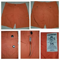 3 Mens Cargo shorts SIZE 36 for $30 Blacktown, 2148