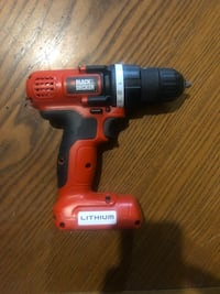 Black & Decker Lithium Drill Toronto, M4M 2N7