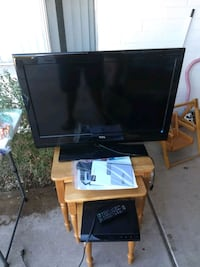 32 inch flat screen and dvd player Tempe, 85282