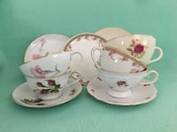 Vintage china teacup cup and saucer Phillipsburg, 08865
