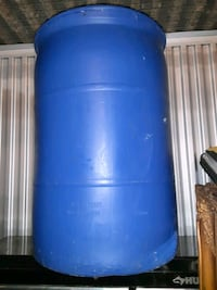 Food grade 55 gallon drum