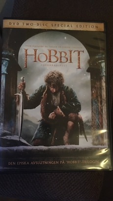 hobbit dvd to-disc special edition film