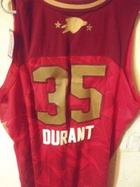 Kevin Durant all star jersey Live Oak, 95953